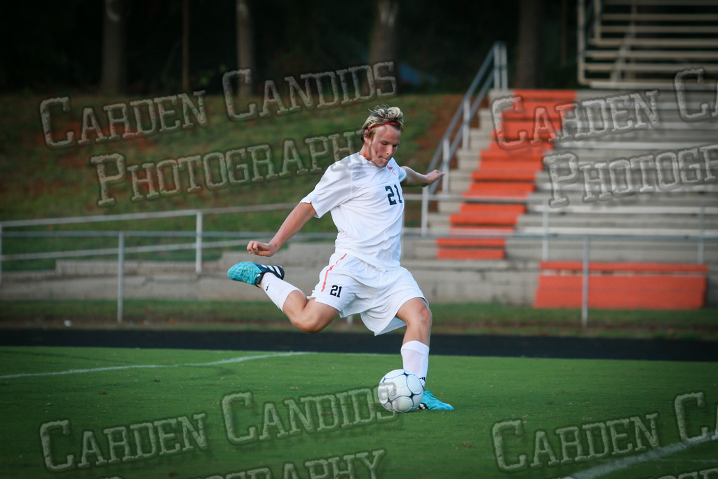 Men's Varsity Soccer vs Forbush-8-21-14-12