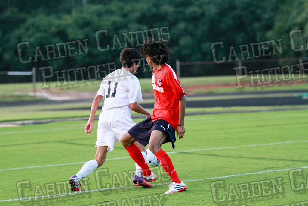 Men's Varsity Soccer vs Forbush-8-21-14-30