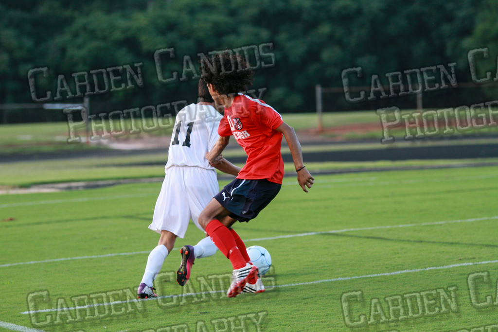 Men's Varsity Soccer vs Forbush-8-21-14-31