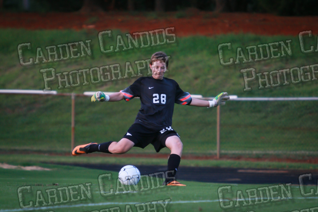 Men's Varsity Soccer vs Forbush-8-21-14-8