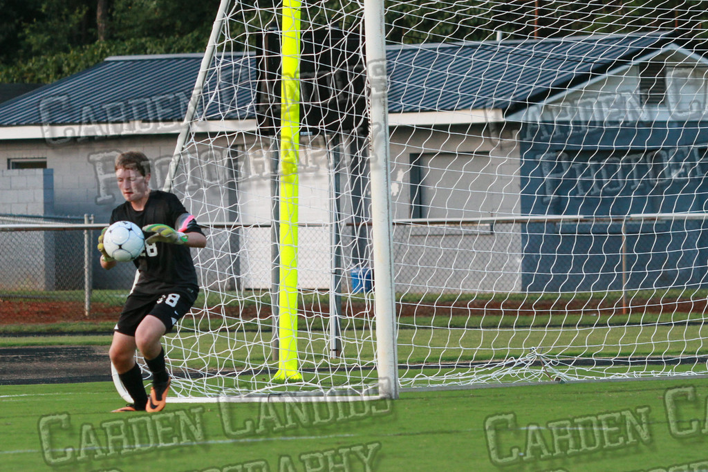 Men's Varsity Soccer vs Forbush-8-21-14-35