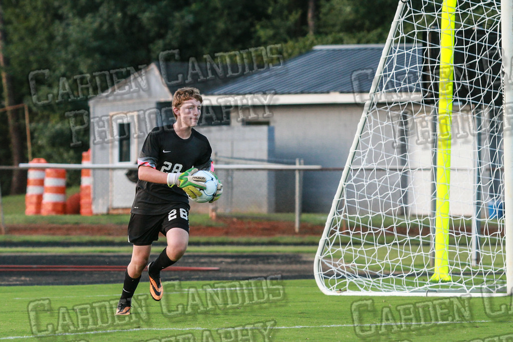 Men's Varsity Soccer vs Forbush-8-21-14-37