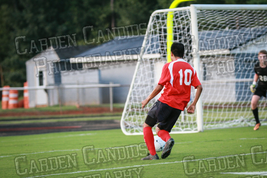 Men's Varsity Soccer vs Forbush-8-21-14-18
