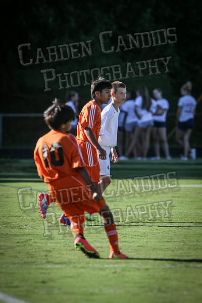 Men's JV Soccer vs E Forsyth 8-27-14-049