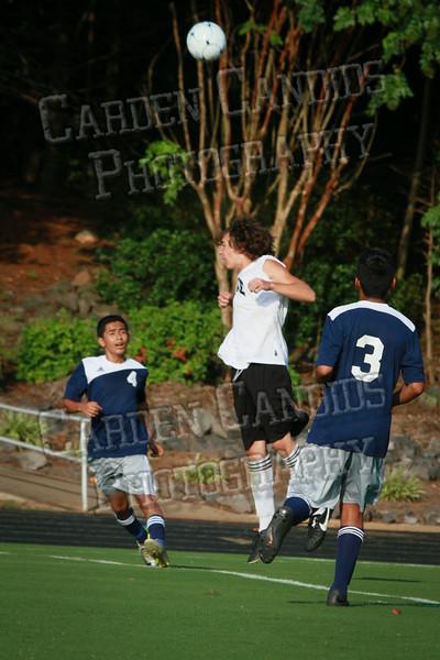 Men's JV Soccer vs Forbush-8-21-14-37