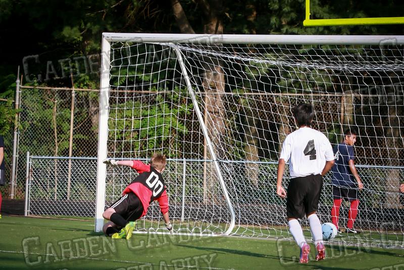 Men's JV Soccer vs Forbush-8-21-14-23