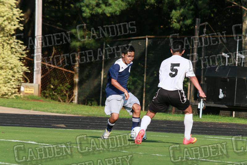 Men's JV Soccer vs Forbush-8-21-14-32