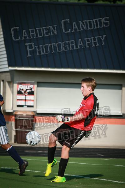 Men's JV Soccer vs Forbush-8-21-14-28