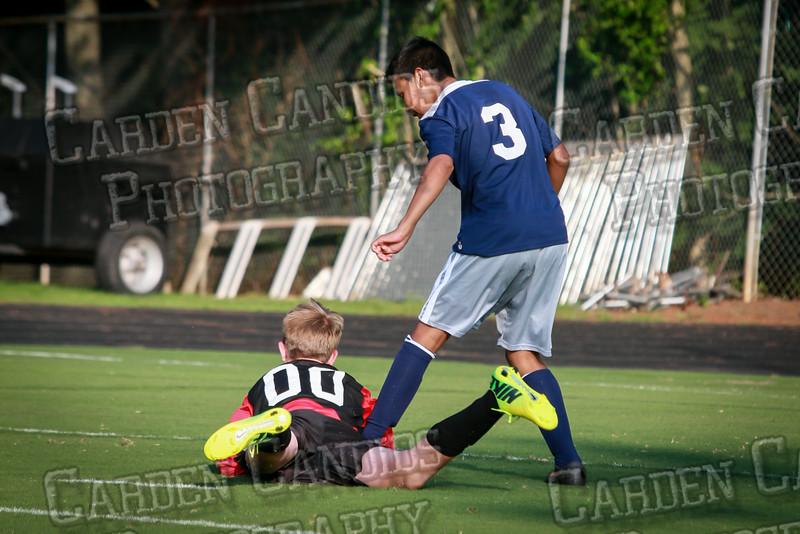 Men's JV Soccer vs Forbush-8-21-14-27