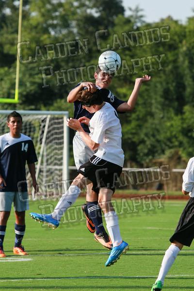 Men's JV Soccer vs Forbush-8-21-14-47