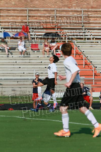 Men's JV Soccer vs Forbush-8-21-14-2