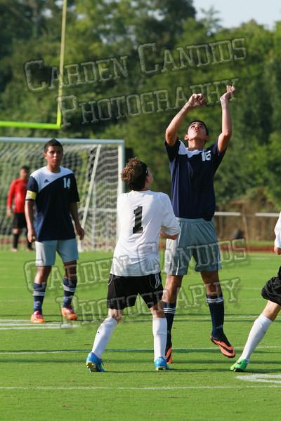 Men's JV Soccer vs Forbush-8-21-14-45