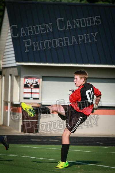 Men's JV Soccer vs Forbush-8-21-14-29