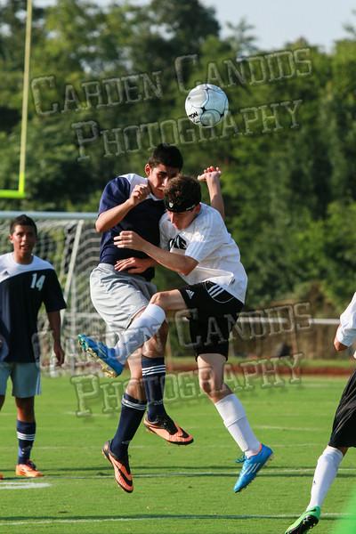 Men's JV Soccer vs Forbush-8-21-14-48