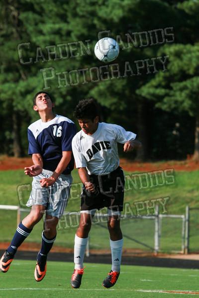 Men's JV Soccer vs Forbush-8-21-14-3