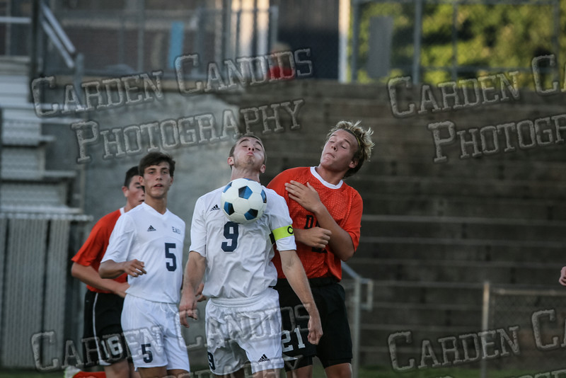 Men's Varsity Soccer vs E Forsyth 8-27-14-047
