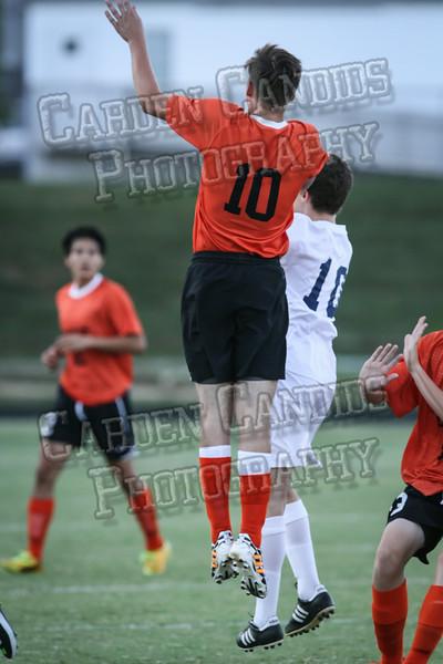 Men's Varsity Soccer vs E Forsyth 8-27-14-025