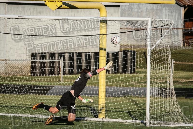 Men's Varsity Soccer vs E Forsyth 8-27-14-008