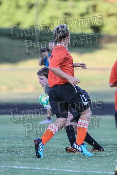Men's Varsity Soccer vs E Forsyth 8-27-14-037