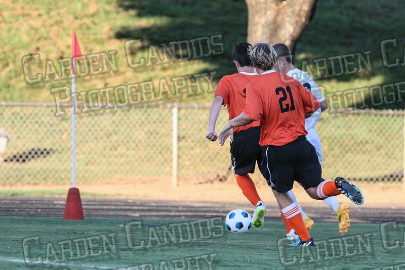 Men's Varsity Soccer vs E Forsyth 8-27-14-032