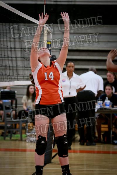 JV Volleyball Davie vs NW Guilford-13
