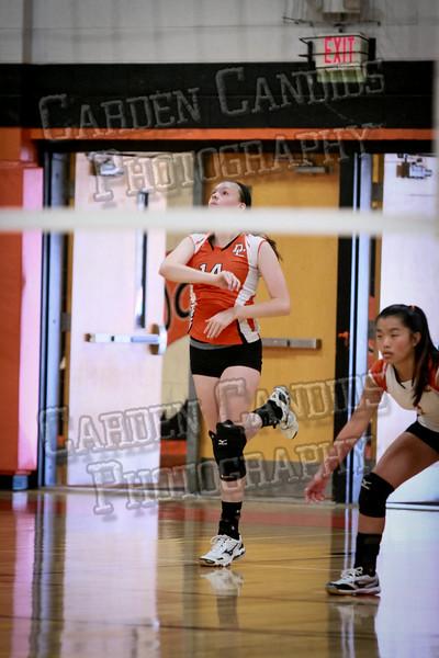 JV Volleyball Davie vs NW Guilford-46