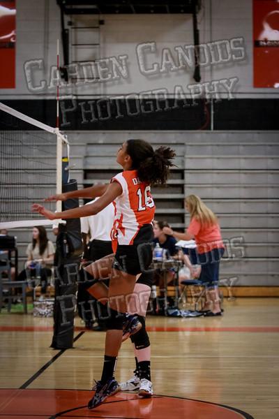 JV Volleyball Davie vs NW Guilford-3