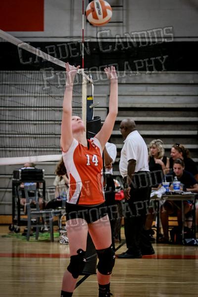JV Volleyball Davie vs NW Guilford-7