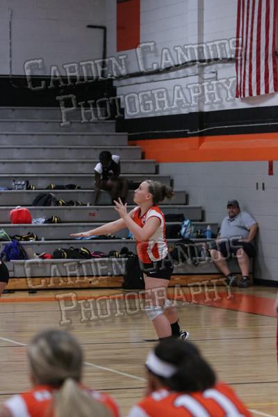 DHS JV Volleyball vs RJ Reynolds-090