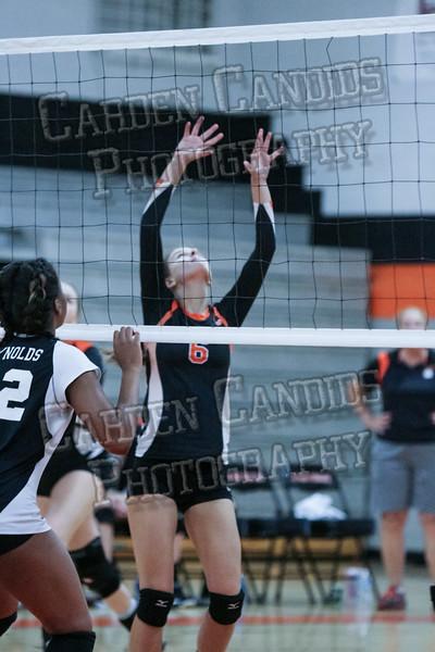DHS Varsity Volleyball vs RJ Reynolds-088