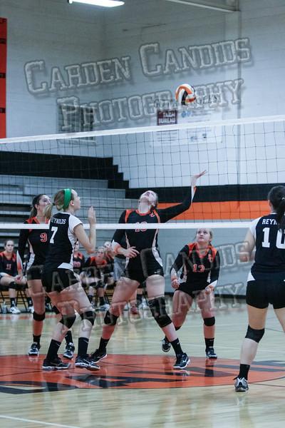 DHS Varsity Volleyball vs RJ Reynolds-120