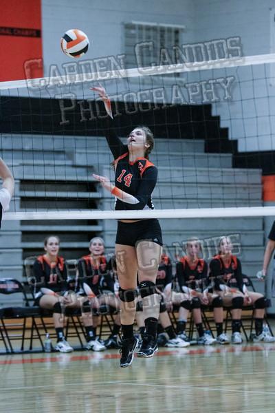 DHS Varsity Volleyball vs RJ Reynolds-125