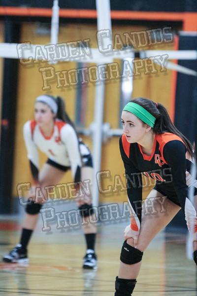 DHS Varsity Volleyball vs RJ Reynolds-107