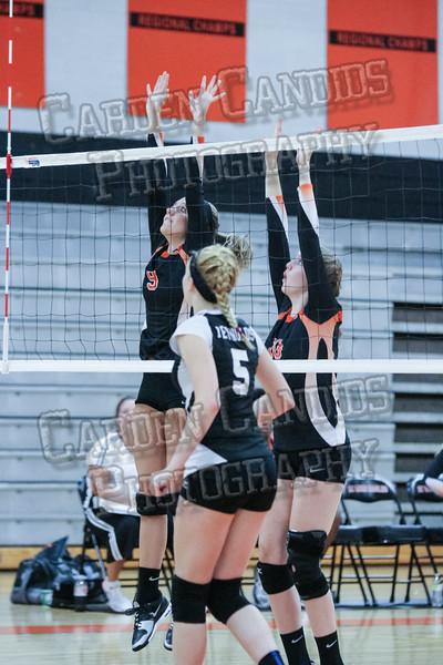 DHS Varsity Volleyball vs RJ Reynolds-108