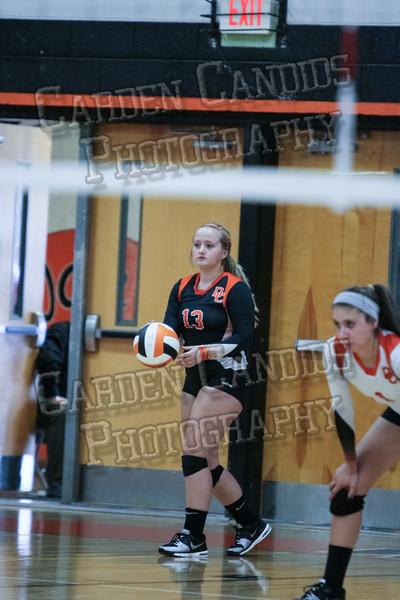 DHS Varsity Volleyball vs RJ Reynolds-115