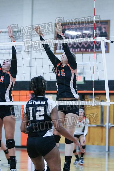 DHS Varsity Volleyball vs RJ Reynolds-098