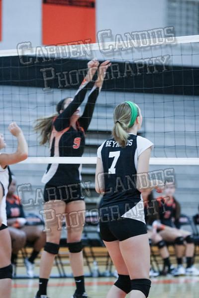 DHS Varsity Volleyball vs RJ Reynolds-111
