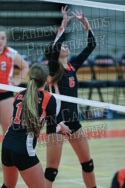 DHS Varsity Volleyball vs RJ Reynolds-080
