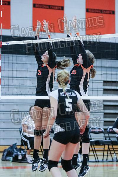 DHS Varsity Volleyball vs RJ Reynolds-109