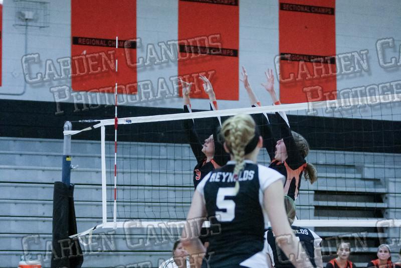 DHS Varsity Volleyball vs RJ Reynolds-119