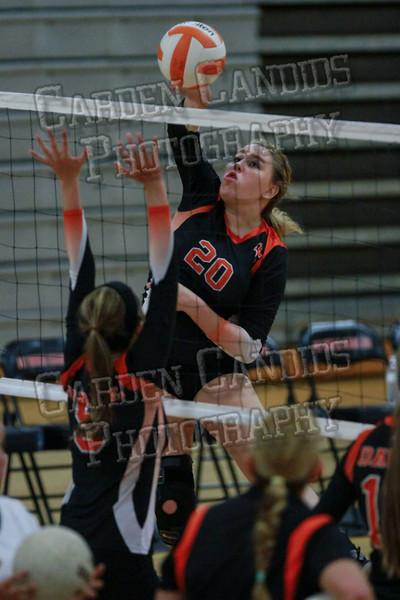 DHS Varsity Volleyball vs RJ Reynolds-043