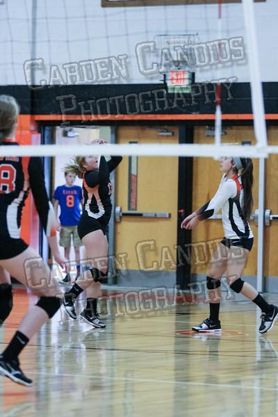 DHS Varsity Volleyball vs RJ Reynolds-123