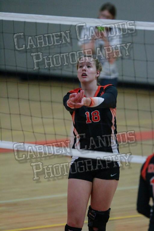 DHS Varsity Volleyball vs RJ Reynolds-050