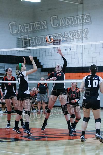 DHS Varsity Volleyball vs RJ Reynolds-122