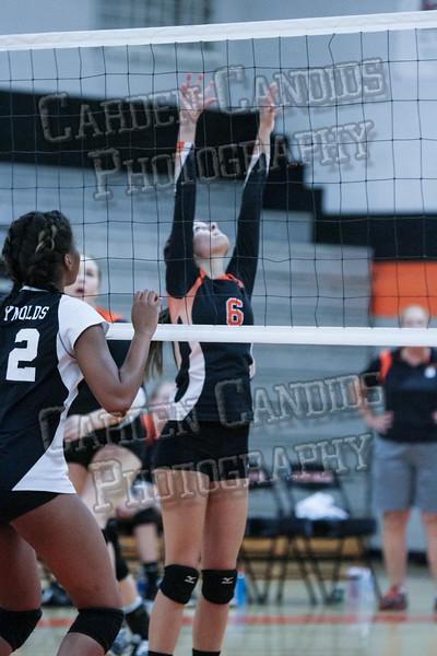DHS Varsity Volleyball vs RJ Reynolds-087
