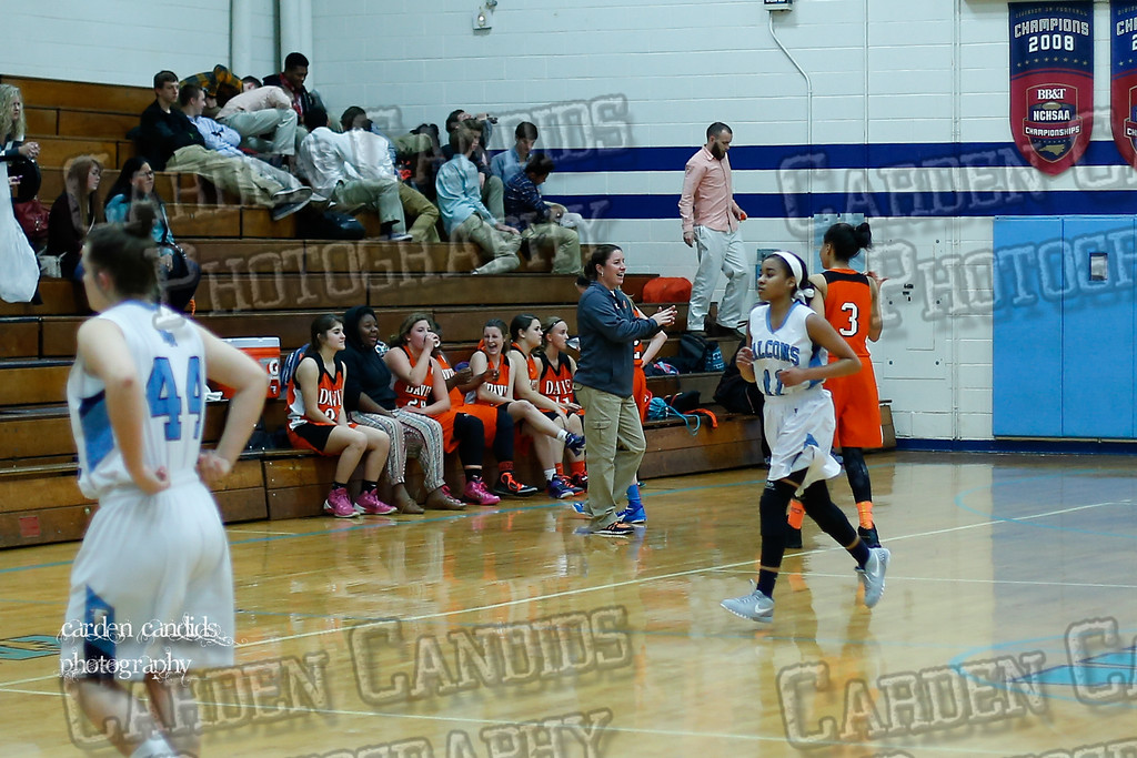 DHS Ladies JV vs West Rowan 12-9-15-042