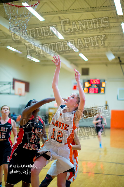 DHS Ladies JV vs North Iredell 12-7-15-009