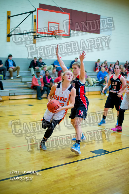 DHS Ladies JV vs North Iredell 12-7-15-027