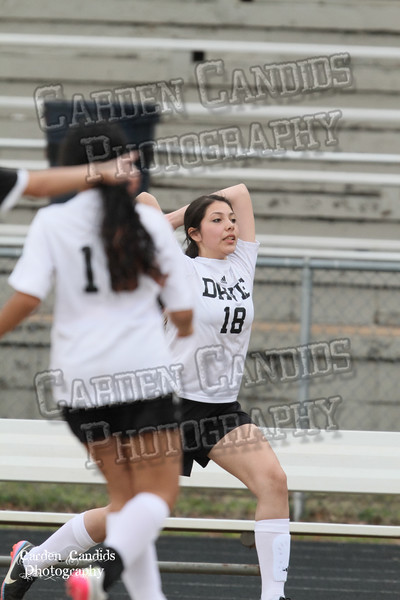 DHS JV Ladies Soccer vs Reynolds 3-18-15-31