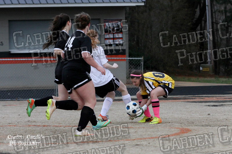 DHS JV Ladies Soccer vs Reynolds 3-18-15-26
